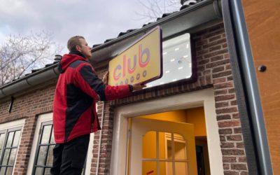 Lichtbak kleinste bioscoop van Nederland!