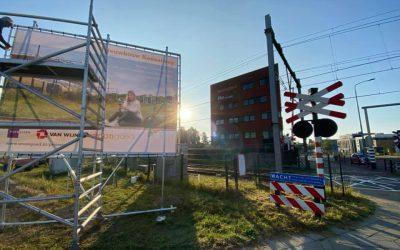 Spandoek & frame, Woongoed Middelburg