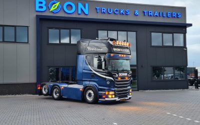 Boon Trucks & Trailers