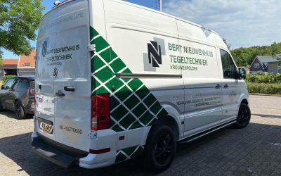 Bert Nieuwenhuis Tegeltechniek