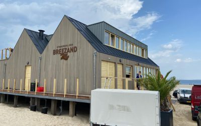 Strandpaviljoen Breezand